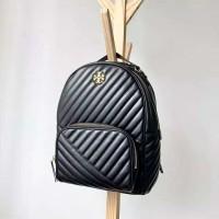 TB Kira Chevron Zip-around Backpack Original Factory