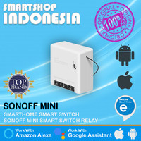 SONOFF MINI SMART SWITCH RELAY SMALL AND BETTER THAN BARDI