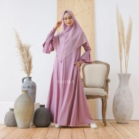 AMIMA ZEMIRA DRESS ORCHID GAMIS ONLY LADY ZARA BELL SLEEVES formal