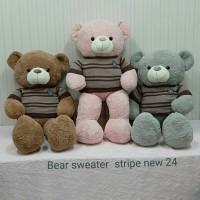 boneka teddy bear sweater esklusif teddy impor beruang bear besar vale