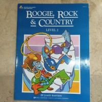 boogie, rock and country level 2