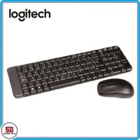 MK220 KEYBOARD + MOUSE WIRELES LOGITECH