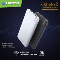 POWERBANK HIPPO OTHELLO 2 10000 MAH