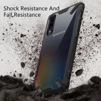 Case Samsung Galaxy A30S Rzants Armor Case Clear Hardcase Original