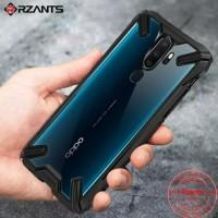 Case Oppo A9 2020 Rzants Armor Soft Case Clear Hardcase Original