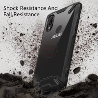 Case Asus Zenfone Max Pro M2 Rzants Case Clear Hardcase Original