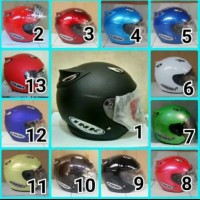 helm ink KW replika paking kardus