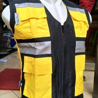 Rompi Motor Touring Bikers Safety Parasut Windproof - anti angin