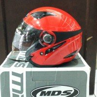 helm half face MDS Zarra solid series