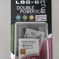 baterai samsung j1 double power