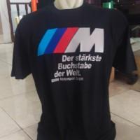 Kaos Baju Tshirt Keren BMW MobilSport Germany
