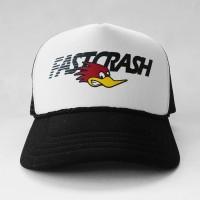 FASTCRASH - Killer Pop Killer! Trucker Hat