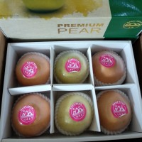 Giftpack pear singo + golden wangsan 6pcs