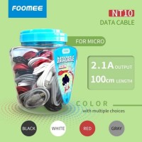 Kabel Data USB Micro foomee NT10 Original USB Data Hp Micro