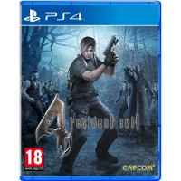 Resident Evil 4 - PS4 Playstation 4