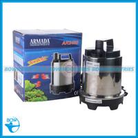 Pompa Air Celup Kolam Ikan Aquarium ARMADA Stainless Steel AR 2400