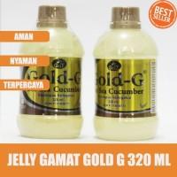 JELLY GAMAT GOLD G - 320 ML - OBAT HERBAL