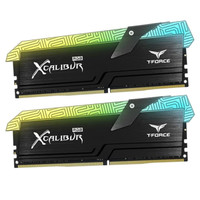 Team T-FORCE XCALIBUR RGB 16GB Kit (8GB x 2) PC3600 Memory Ram