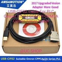 Cpm1/a C200 Cpm2/a Cqm pour plc Cpm1 Usb-cif02/USB Cif02/Cqm1-cif02/ Cqm1cif02