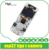 ESP32 TTGO T-Camera