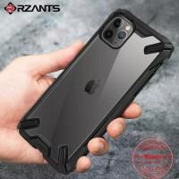 Case Iphone 11 Pro Max Rzants Armor Soft Case Clear Hardcase Original