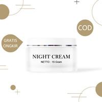 Pemutih Wajah Alami Dan Cepat Untuk Wanita Mellydia Night Cream