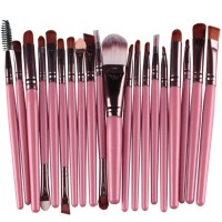 Marble Brush Make Up 20 Set