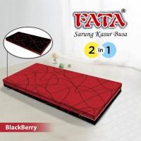 FATA SARUNG KASUR BUSA BLACKBERRY 120X200
