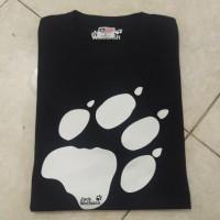 Kaos/Baju/Tshirt Keren Jack Wolfskin Bahan Katun