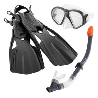 INTEX Alat Snorkeling Set Reef Rider Sports Set 55657