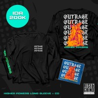 OUTRAGE - Higher Powers (CD + Longsleeve)