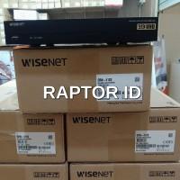 NVR WISENET QRN-410S NVR samsung 4cH NVR 4 Channel POE GARANSI RESMI