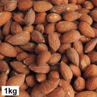 Kacang Almond Panggang rasa Asin Ringan 1kg