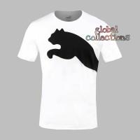 Kaos/Baju/Tshirt Keren Puma Logo Hombre