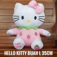 Boneka Hello Kitty Buah