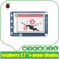 Raspberry 2.7 inch E-Paper Display Hat