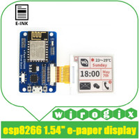 ESP8266 E-Paper Display Driver Board