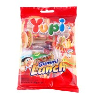 YUPI GUMMY LUNCH BAG 95GR