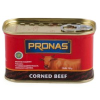 PRONAS CORNED BEEF 198GR