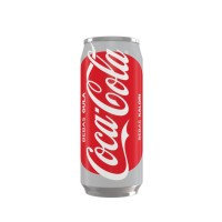 COCA COLA LIGHT TASTE CAN 330ML