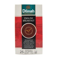 DILMAH ENGLISH BREAKFST 2GRX25 2GR