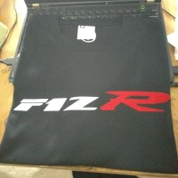 Kaos/Baju/Tshirt Keren Yamaha F1 ZR Bahan Katun