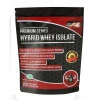 Hybrid Whey Isolate 5Lbs Coklat