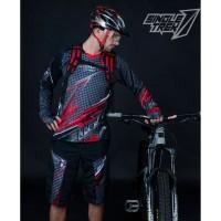 Jersey sepeda STR Carbon SET