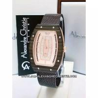 jam tangan wanita jam tangan Alexandre Christie Original AC 2729 LHB