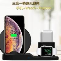 Fast Wireless Charging Apple 3 in 1