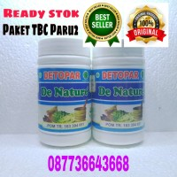 Obat Tbc/Paru-Paru Ampuh Detopar De Nature Original Herbal