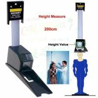 Meteran Pengukur Tinggi Badan Stature Meter