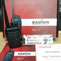HT RADION RT 17 VHF WATERPROOF MURAH