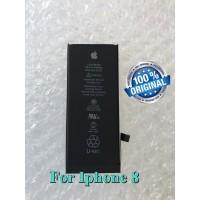 Baterai Iphone 8 - 1821 mah 100% Original Batre Batery Batrai iphone8
